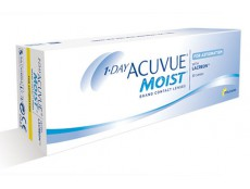 Торические линзы 1-Day Acuvue Moist for ASTIGMATISM (30 линз)
