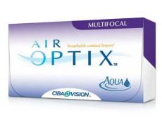 Мультифокальные линзы AIR Optix AQUA MultiFocal (3 линзы)