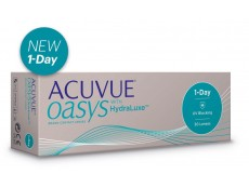 Acuvue Oasys 1-Day with HydraLuxe (30 линз)