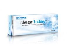 Clear 1-day (30 линз)