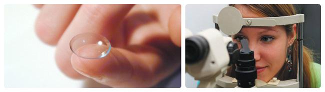 Как обеспечить комфорт при ношении контактных линз