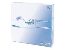 Торические линзы 1-Day Acuvue Moist for ASTIGMATISM (90 линз)