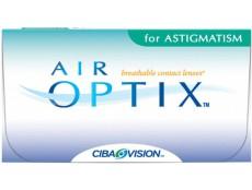 Торические (при астигматизме) AIR Optix for Astigmatism (3 линзы)