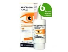 Капли для глаз Хилопарин-комод 10мл