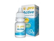 Капли для глаз Optimed Pro Active 10мл