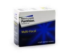 Мультифокальные линзы Pure Vision Multi-Focal (6 линз)