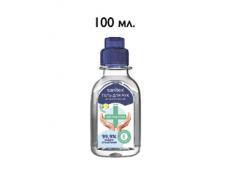 Антисептик для рук Sanitex 100 мл ОПТОМ от 300шт