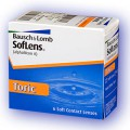 Торические (при астигматизме) Soflens TORIC (6 линз)