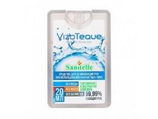 Средство для дезинфекции рук при использовании контактных линз VizoTeque Sanitelle 20 мл